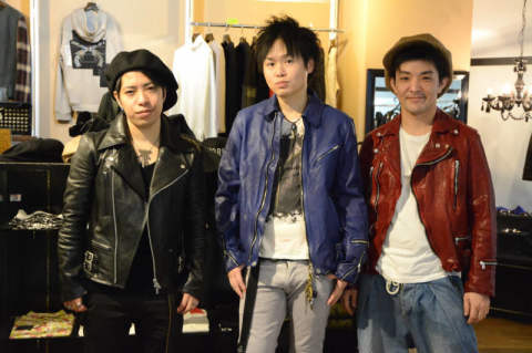 TEAM-BRYAN FASHION ☆お客様SNAP☆12名