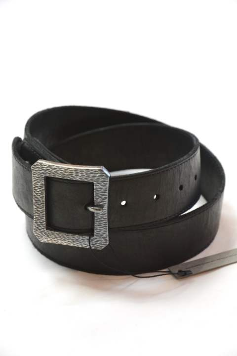 Domestic Tanned Horse Hide Buckle Belt