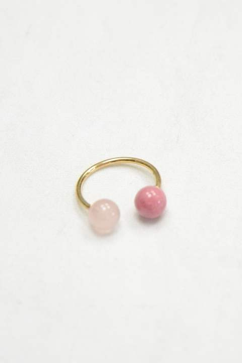 Color earth ring