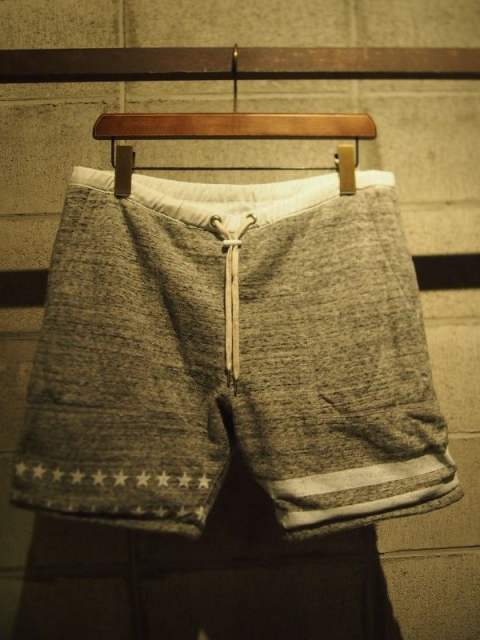 reversible sweat shorts