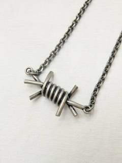 BARBED NECKLACE バーブドネックレス