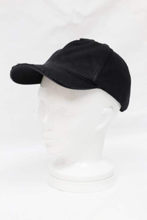 dark B.B.CAP/BLACK
