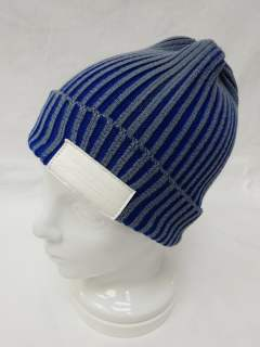 RC-BASIC-KNIT CAP4 / BLUE