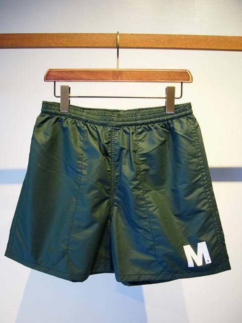 M / M buggy shorts (green)