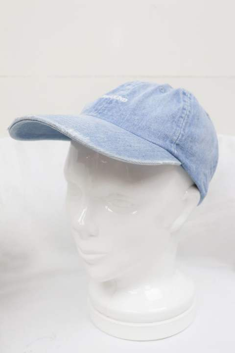 VINTEAGE DENIM RESOUND LOW CAP/indigo