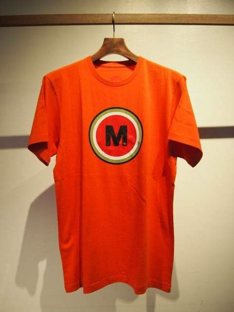 crew neck t-shirts(lucky M)/red