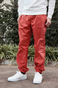 17AW-MSH002 /M nylon buggy pants/orange