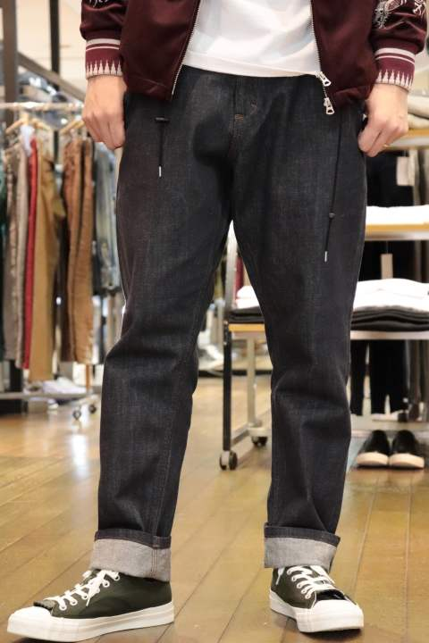 【EGO TRIPPING】 NERD DENIM one wash