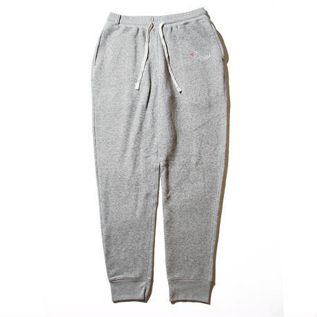 【Good Paris】SMILE GOOD SWEAT PANTS /GRAY