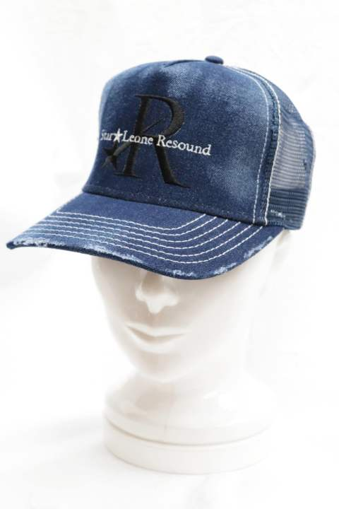 STARLEONEコラボ DENIM CAP