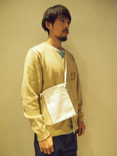 【M】 canvas squash/white