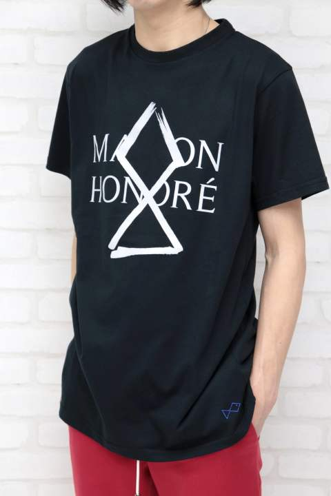【MAISON HONORE】 T-Shirt jessica/Black