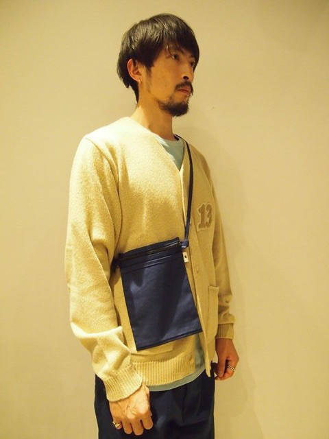 【M】 canvas squash/navy
