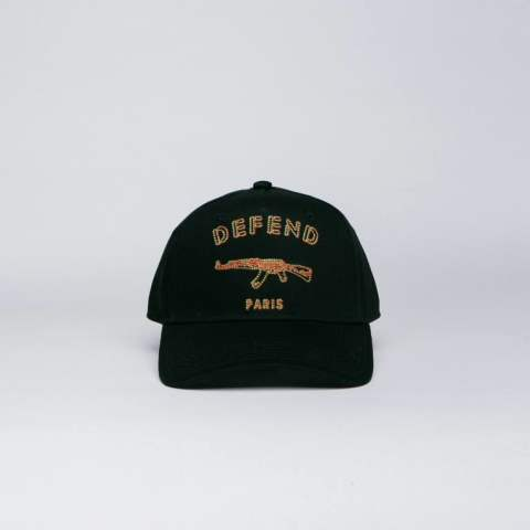 【DEFEND PARIS】 CAP JAMA/BLACK