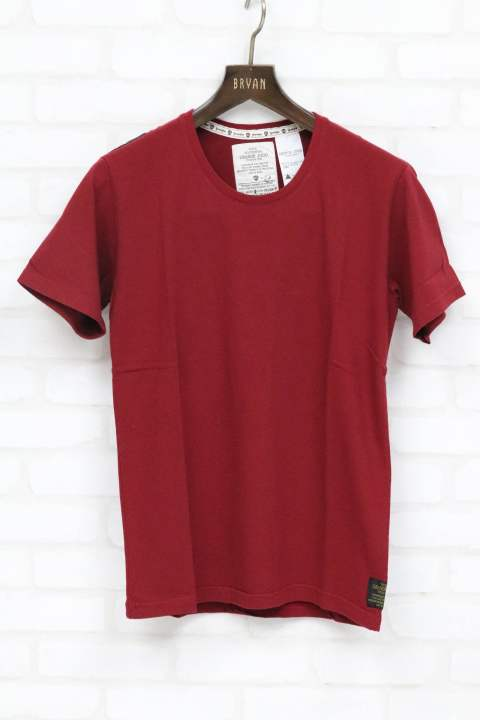 R001 TEE レッド