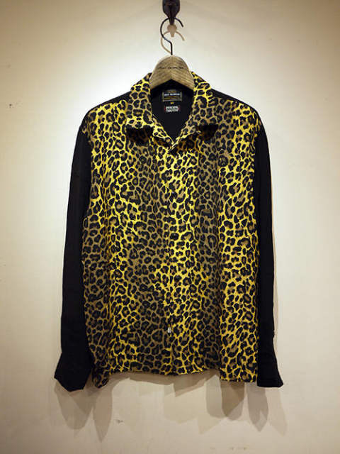 【EGO TRIPPING】 EGO×PROPA LEOPARD SHIRTS L/S