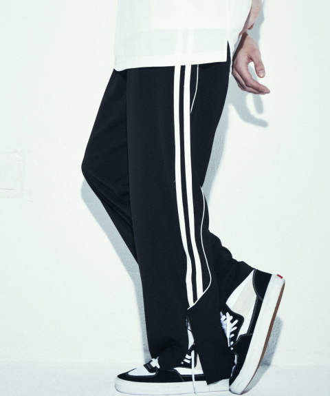 【IROQUOIS】 E/2WAY TRACK PANTS/ワイド