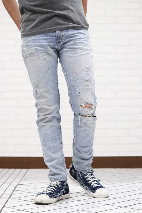 【RESOUND CLOTHING】RC8 JOHN DENIM IND C