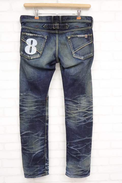 【DeeTA 8th Annyversary Model】DOUGLAS LOOSE SKINNY/SP8:NEO