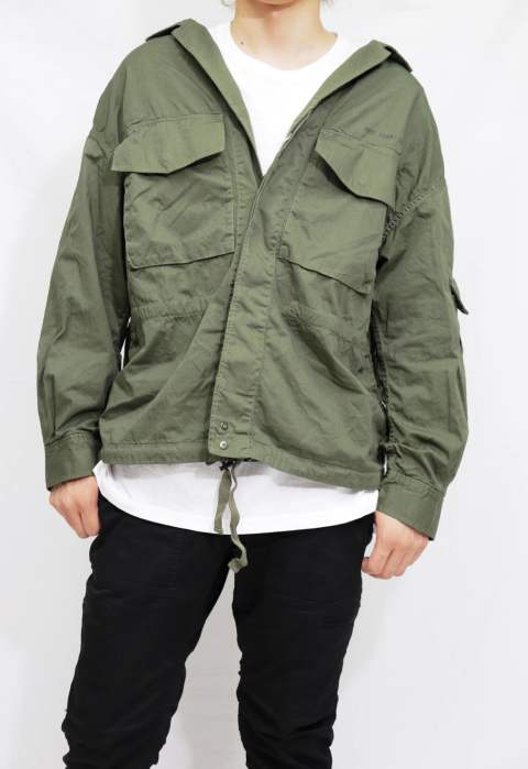 【EGO TRIPPING】LAX ARMY JACKET pt ジャケット