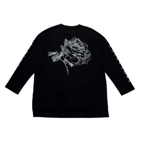 【MOON AGE DEVILMENT】Print L/S Over カットソー Type-A