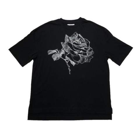 【MOON AGE DEVILMENT】Print  Over Tシャツ Type-A