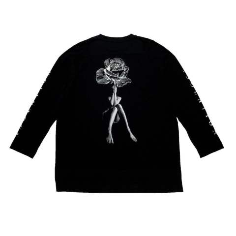 【MOON AGE DEVILMENT】Print L/S Over カットソー Type-C