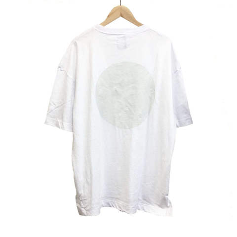 【MOON AGE DEVILMENT】【予約】 Print Over T-Shirts/WHITE