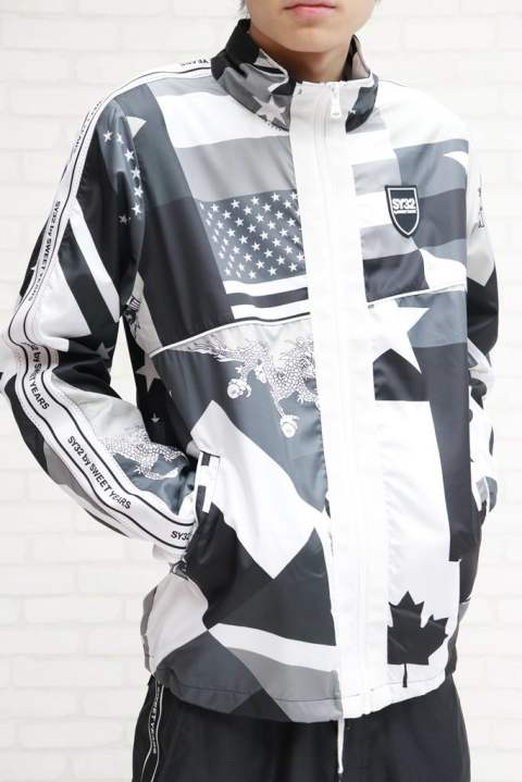 【SY32】EXCLUSIVE JK/FLAG