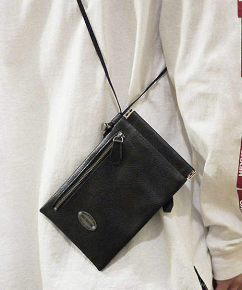 【EGO TRIPPING】 com-ono×EGOTRIPPING NECK WALLET
