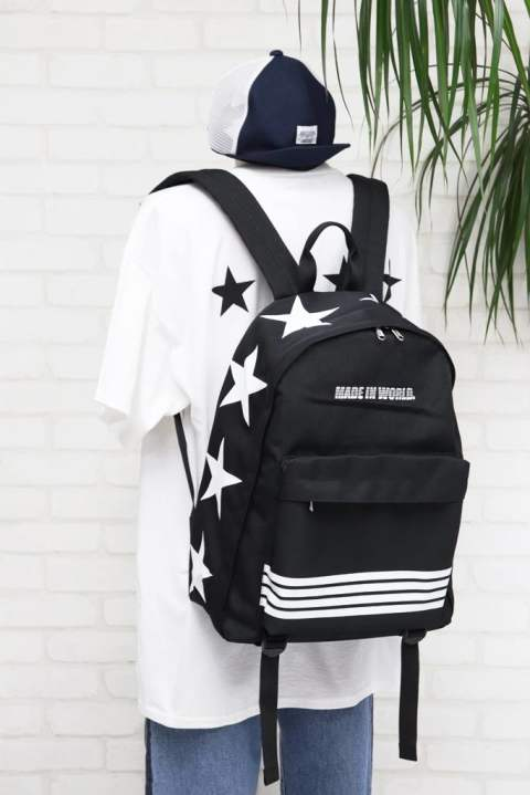 2nd day back pack【MADE IN WORLD☆&CO】