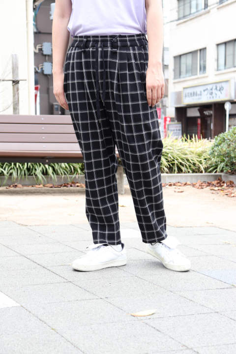 30/2 TWILL 2WAY CHECK PT【Iroquois】