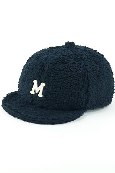 BOA UPPER CAP/NAVY【Mighty Shine マイティーシャイン】