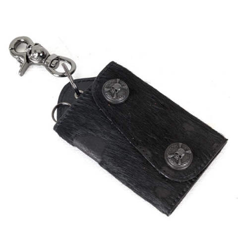 HAIR CALF KEY CASE 【Roen】