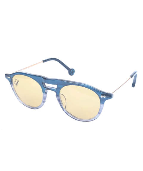 【Session】Sunglasses / Light Brown [STRUM]