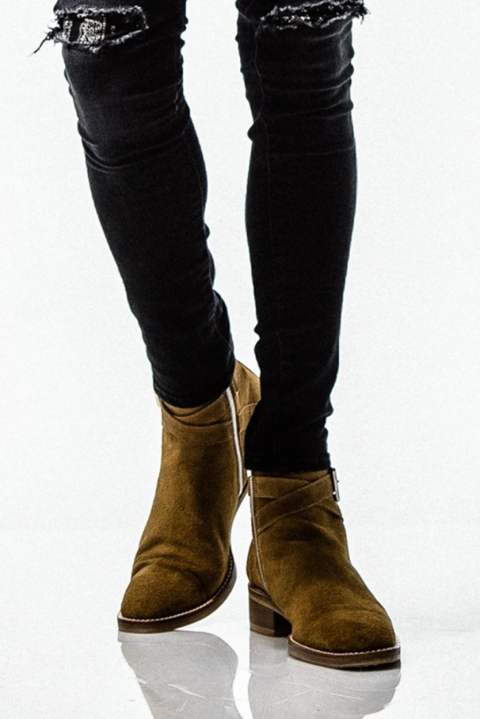 ジョッパーブーツLEGATO BOOTS RC-BASIC‐BOOTS4【RESOUND CLOTHING】