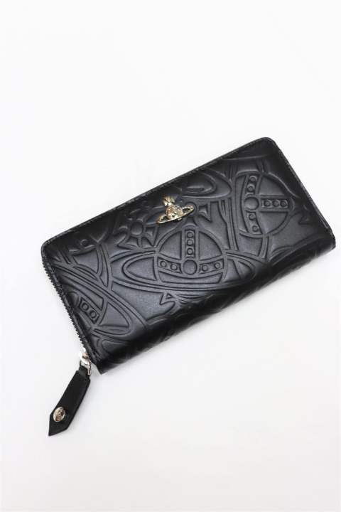 BELFAST Leather長財布 【Vivienne Westwood】