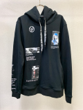 【8月~予定予約品】 Graphics Parka / ブラック 『BLACK HONEY CHILI COOKIE』