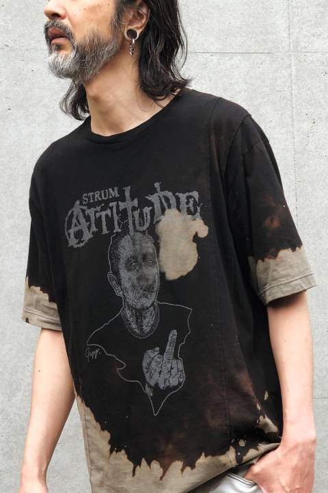 "先着予約  You Fuck' in rock "" Zombie T Shirts  【 STRUM 】 2020 8月中~上がり予定"
